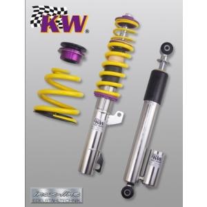 KW Gewindefahrwerk für VW GOLF III Variant (1H5) Clubsport 2-way