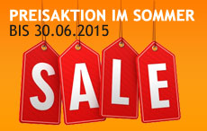 SALE bis 30.06.2015