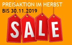 SALE bis 30.11.2019